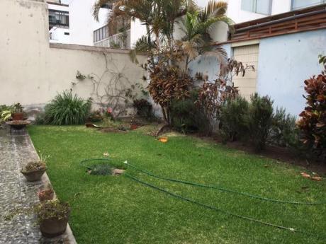 Residencia Como Terreno En Venta En Magdalena Limite Con San Isidro