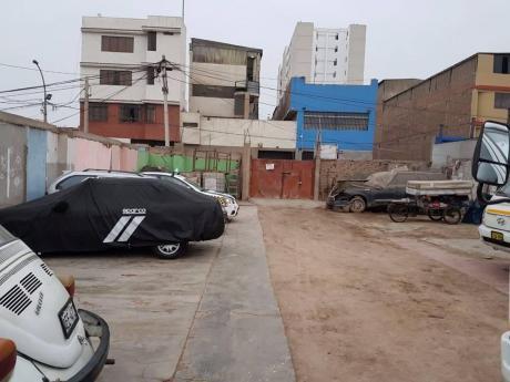 Venta De Terreno En San Miguel, Calle Lima