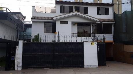 Alquiler De Casa Para Oficina En San Isidro