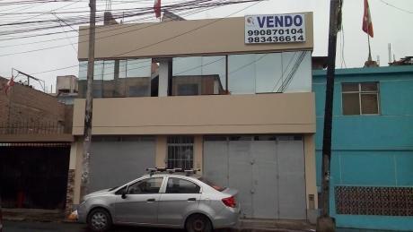 Venta Casa San Juan De Miraflores, Ocasión, Excelente Ubicación