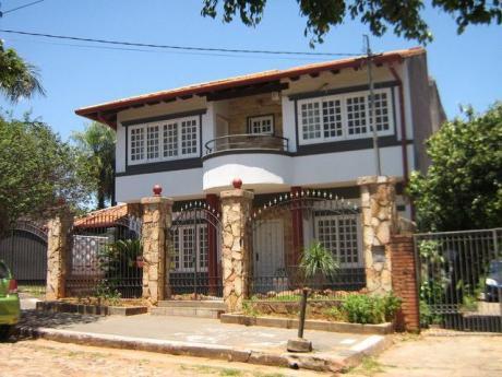 Vendo Residencia En Lambare - Bº San Antonio
