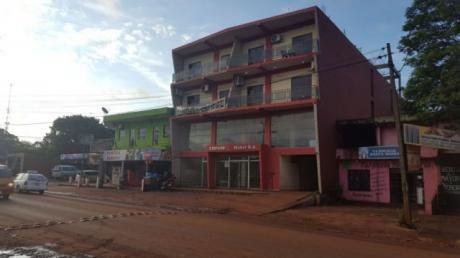 Vendo Edificio En Pdte. Franco Sobre Avenida Monday