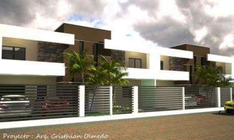 Vende 5 Excepcionales Duplex A Extrenar En Barrio Santa Ana De Ciudad Del Este