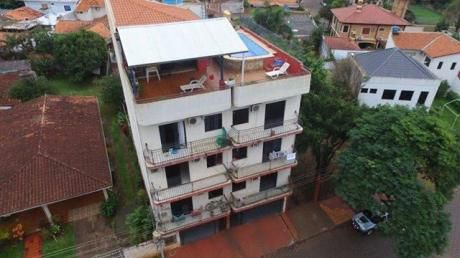 Vendo Edificio De 4 Pisos En Barrio Boqueron
