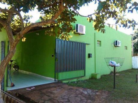 Vendo Casa En Km 5, 2 Cuadras De Avda. Monday