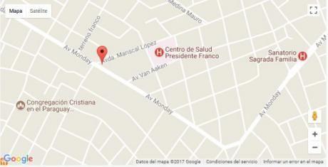 Oferta Esquina Sobre Avda. Monday/pdte. Franco, Ideal P/ Estacion De Servicios