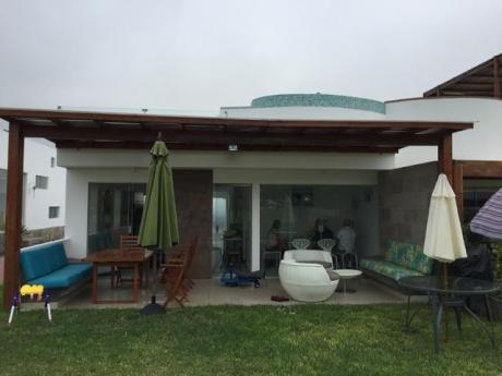 Casa De Playa En Chocalla - Condominio Farallones - Km 92.5