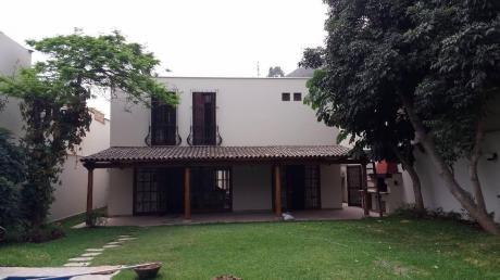 Vendo Casa En La Molina Portada De La Planicie Islas Virgenes