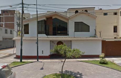 Se Vende Casa Para Proyecto Inmobiliario En Surco