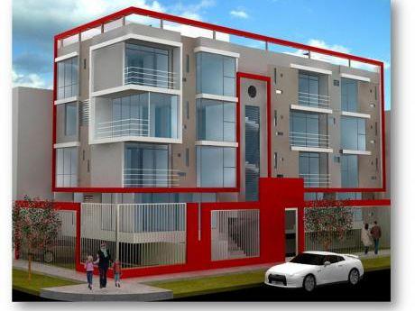 Departamento De Estreno En Urbanización Vista Alegre - Santiago De Surco