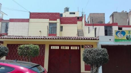 Casa En Venta En Los Olivos - Las Palmeras - ónica