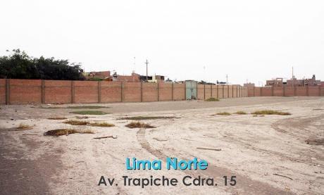 ¡oferta! Terreno Av Trapiche - Frente A Makro - 21,740 M2