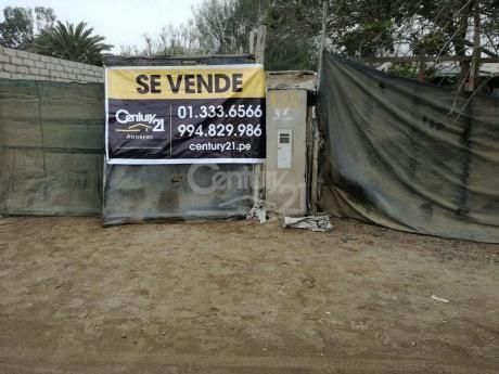 Terreno Comercial En Venta - Chilca (papeles En Regla.)