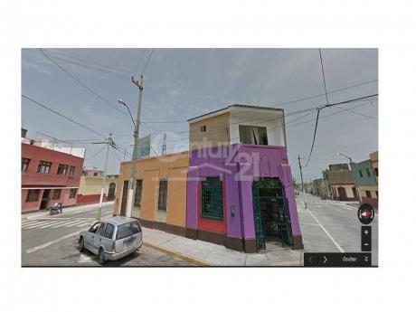 Casas Como Terreno En Venta - Callao