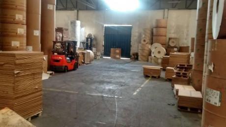 Los Olivos Local Industrial Comercial