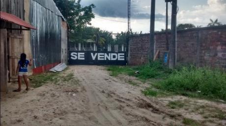 Venta De Ex Centro Recreacional (cafae) En Iquitos
