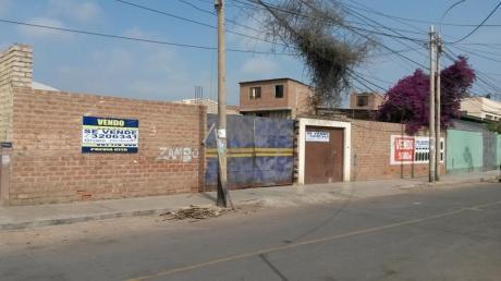 Venta De Terreno En Chorrillos, Lima