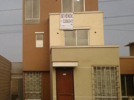 Venta De Casa En Villa Club I, Carabayllo