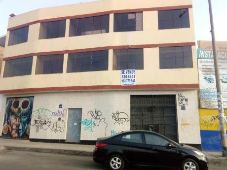 Venta De Local Comercial En San Martín De Porres