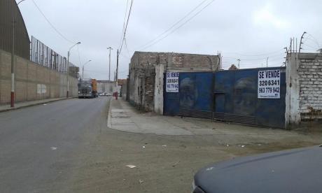 Venta De Local Industrial En Cercado Callao