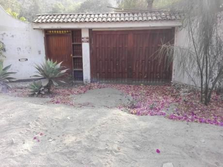 Venta De Casa En Chaclacayo, Lima