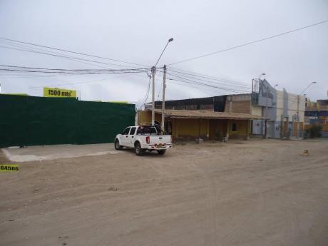 Re/max Vende Hermoso Terreno De 1500 M2 En Punta Hermosa