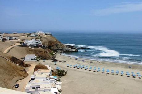 Re/max Vende Terreno En Playa Privada Los Lobos - Cerro Azul