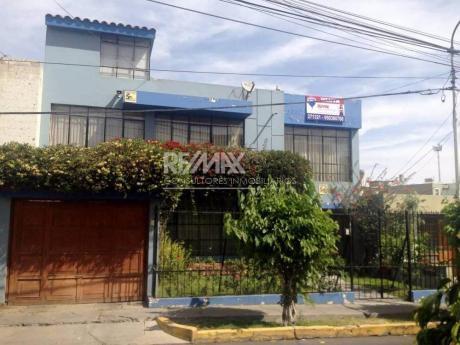Vallecito Casa En Venta - Av Lima Oportunidad Para Proyecto Inmobiliario
