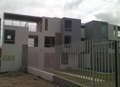 Casa Playa Estreno En Mejia, Linda Vista Panoramica, Jardín Y Piscina