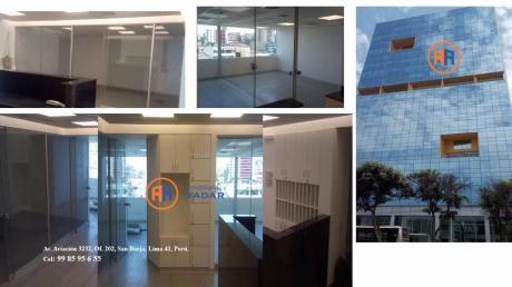 Alquilo Oficina Equipadas Para Operador Coworking O Centro De Servicio Tecnico