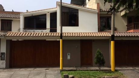 Casa Mayorazgo Frente A Parque