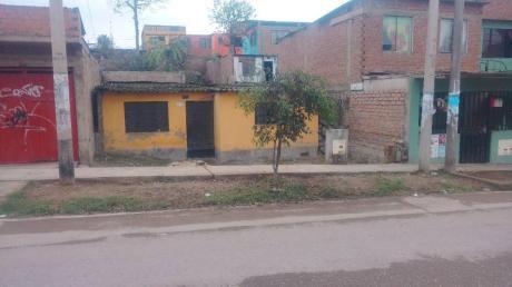 Casita A Precio De Terreno, Tablada De Lurín Villamariadeltriunfo.