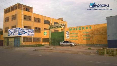 Prolongación Miraflores: Local + Edificio A Precio De Terreno.