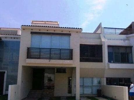 """Vendo Linda Casa En Condominio Privado, """"alameda Country Club""""."""