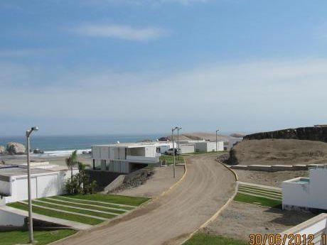 Venta De Lote Con Excelente Vista Al Mar En Condominio Las Palmeras D7 Lt6