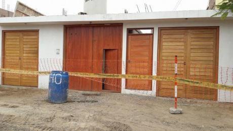 Venta De Casa En Lurin - Usd 130,000 (paradero Modasa)