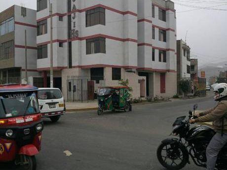 Se Vende Hotel En Los Olivos Frente A Av Panam. Norte Y Autopista A Trapiche