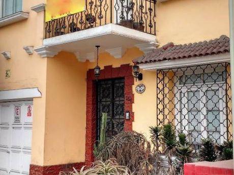 Se Vende Y/o Alquila Casa Y Local área 300 M2: Zona Comercial