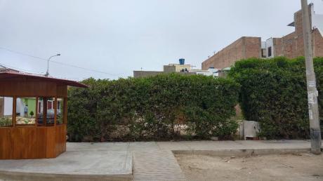 Terreno En Esquina Los Cedros De Villa - Chorrillos