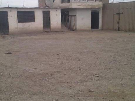 Terreno Industrial De 1053.28 M2 La Ensenada - Puente Piedra Usd 450.000
