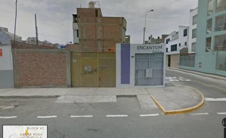 Se Alquila Terreno En Santiago De Surco, Urb Santa Rosa De Surco