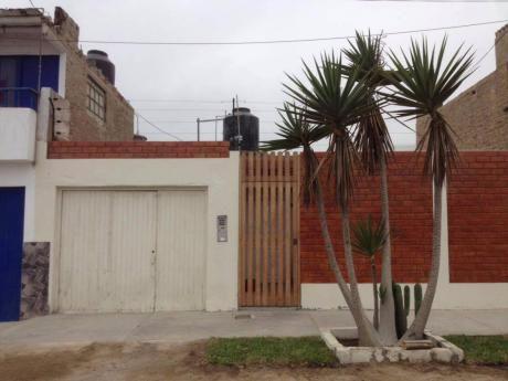 Alquiler Toda Temporada De Verano Hermosa Casa En Punta Negra.