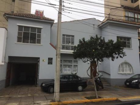 Alquilo Amplio Local Comercial En Corazón De Miraflores.