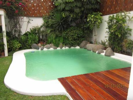 Vendo Linda Casa En Condominio, Monterrico A Precio De Terreno