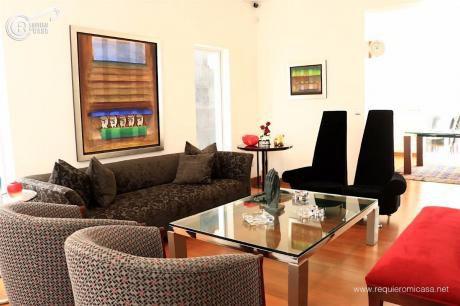 Residencia De Lujo En Venta En San Isidro (reducido)