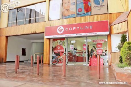 Excelente Local Comercial En Alquiler En Miraflores