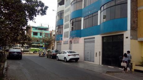 Gran Ocacion De Alquiler Edificio De 5 Pisos En Sta Anita