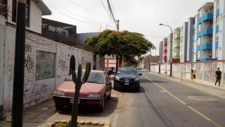 Local Industrial En Venta A Precio De Terreno Chorrillos