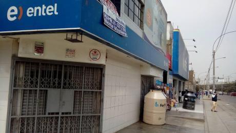 Alquiler Local En Proceres De La Independencia En Sjl