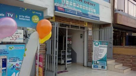 Se Alquila Atractivo Local Comercial En Plena Av Próceres, Sjl!